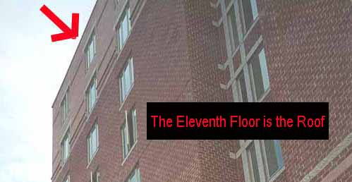 The Eleventh Floor Location